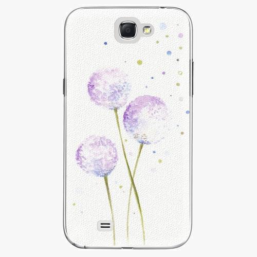 Plastový kryt iSaprio - Dandelion - Samsung Galaxy Note 2