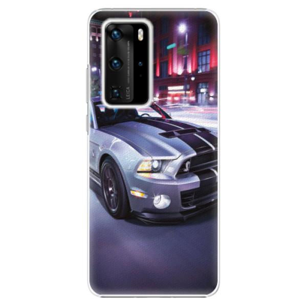 Plastové pouzdro iSaprio - Mustang - Huawei P40 Pro