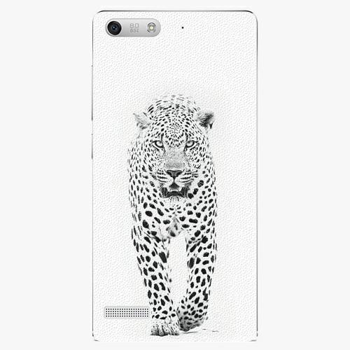 Plastový kryt iSaprio - White Jaguar - Huawei Ascend G6