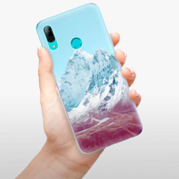 Odolné silikonové pouzdro iSaprio - Highest Mountains 01 - Huawei P Smart 2019
