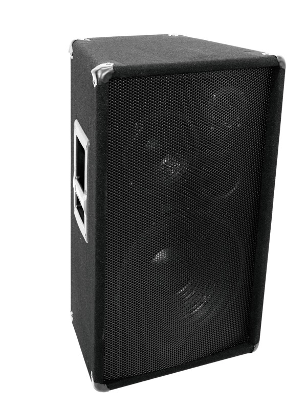 Omnitronic TMX-1230, reprobox 400W