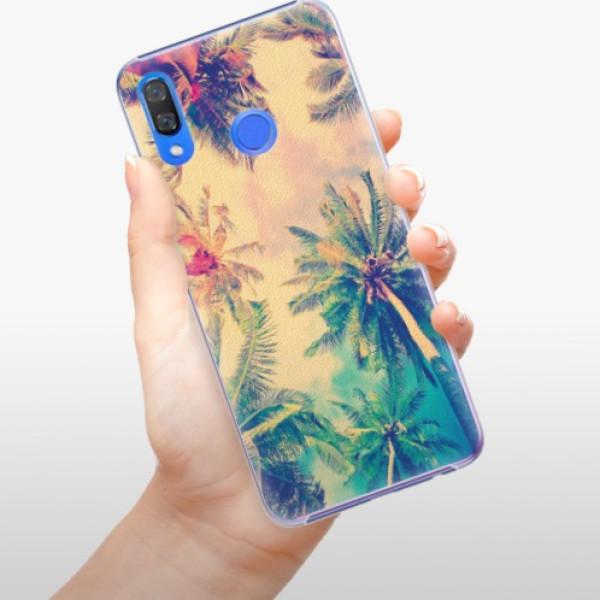 Plastové pouzdro iSaprio - Palm Beach - Huawei Y9 2019