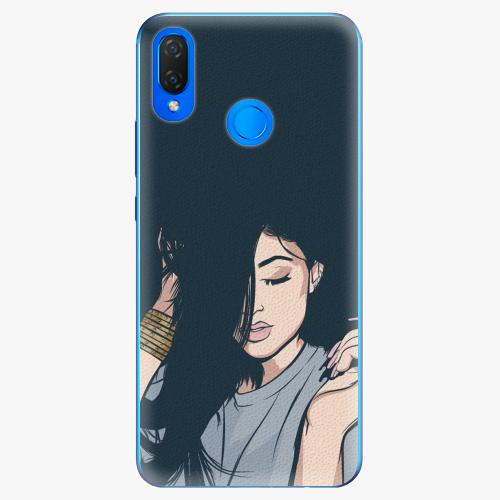 Plastový kryt iSaprio - Swag Girl - Huawei Nova 3i