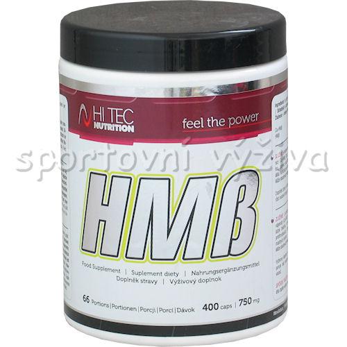 HMB 750mg 400 kapslí