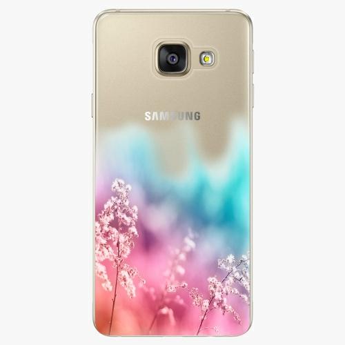 Plastový kryt iSaprio - Rainbow Grass - Samsung Galaxy A3 2016