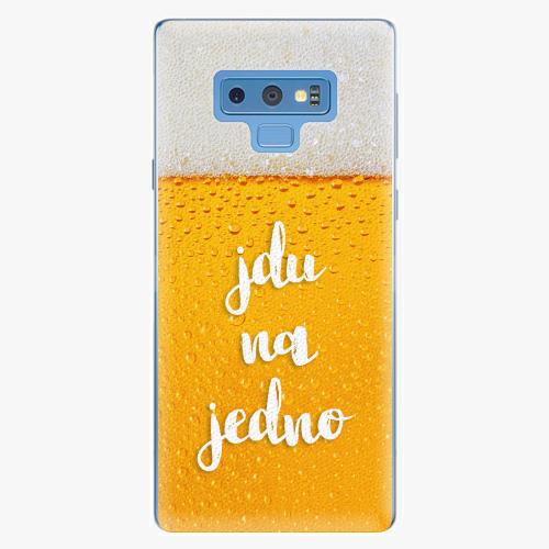 Plastový kryt iSaprio - Jdu na jedno - Samsung Galaxy Note 9