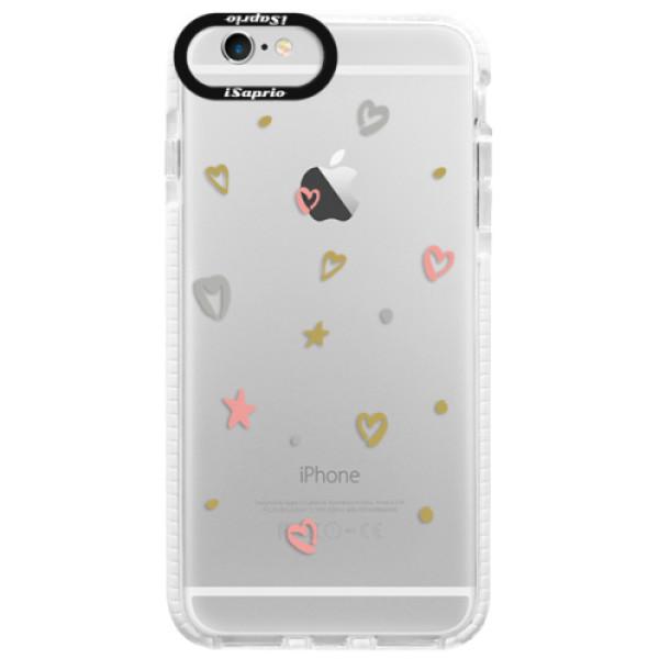 Silikonové pouzdro Bumper iSaprio - Lovely Pattern - iPhone 6/6S