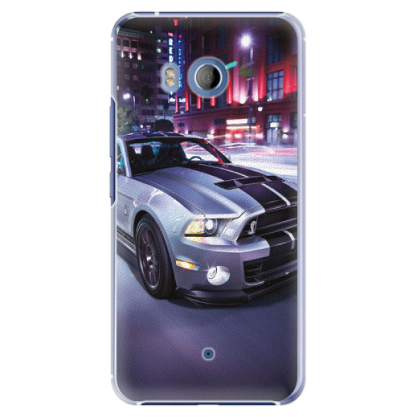 Plastové pouzdro iSaprio - Mustang - HTC U11