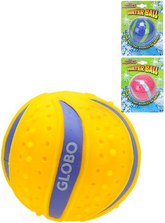 Splash Ball soft míč pěnový do vody 8cm vodní bomba různé barvy