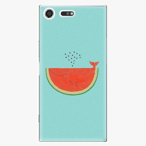 Plastový kryt iSaprio - Melon - Sony Xperia XZ Premium