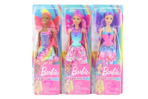 Barbie Kouzelná víla GJJ98