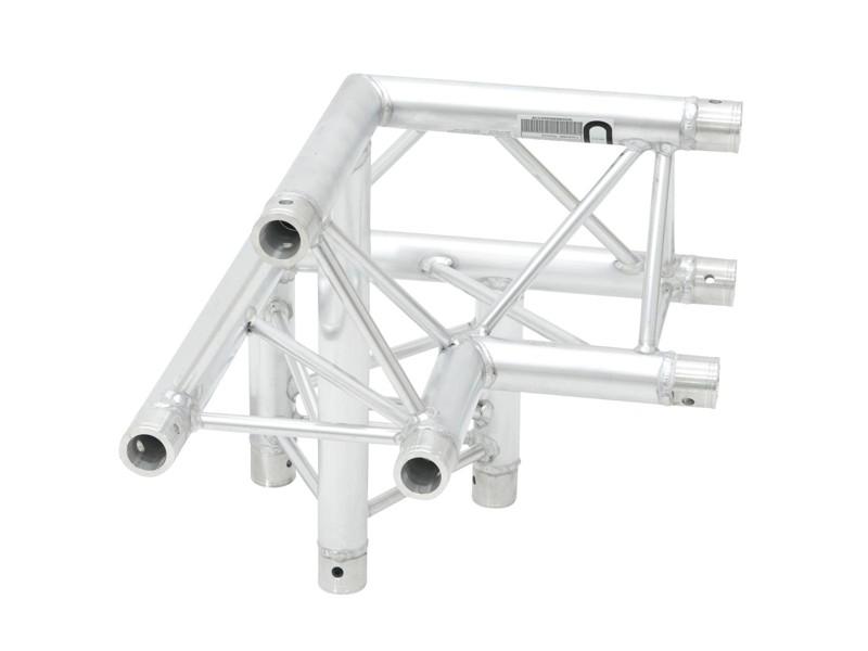 Trilock 6082AL-31, 3-koncový rohový díl pravý