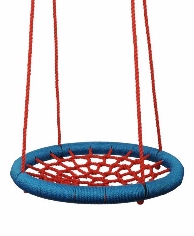 Houpací kruh (průměr 85cm) - červený