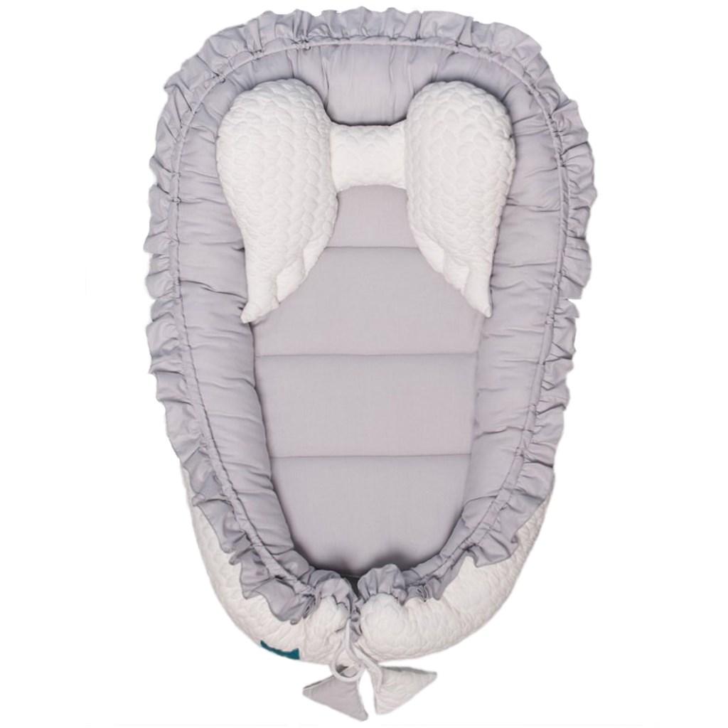 Luxusní hnízdečko pro miminko Belisima Králíček