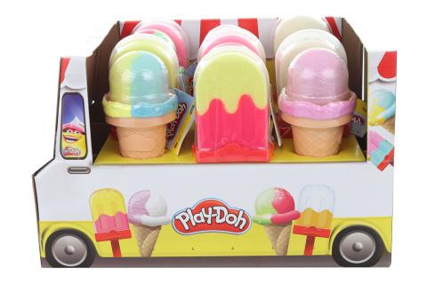 Play-Doh Modelína jako zmrzlina
