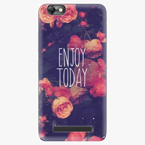 Plastový kryt iSaprio - Enjoy Today - Lenovo Vibe C