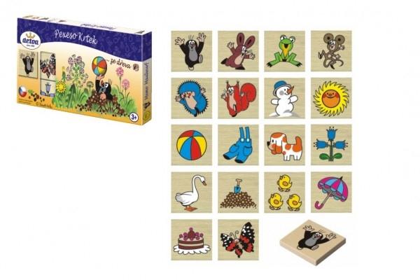 pexeso-krtek-drevo-36ks-v-krabici-25x13x2cm