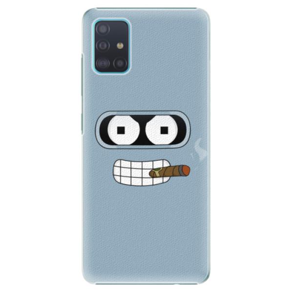 Plastové pouzdro iSaprio - Bender - Samsung Galaxy A51