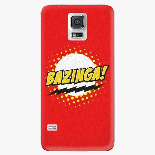 Plastový kryt iSaprio - Bazinga 01 - Samsung Galaxy S5