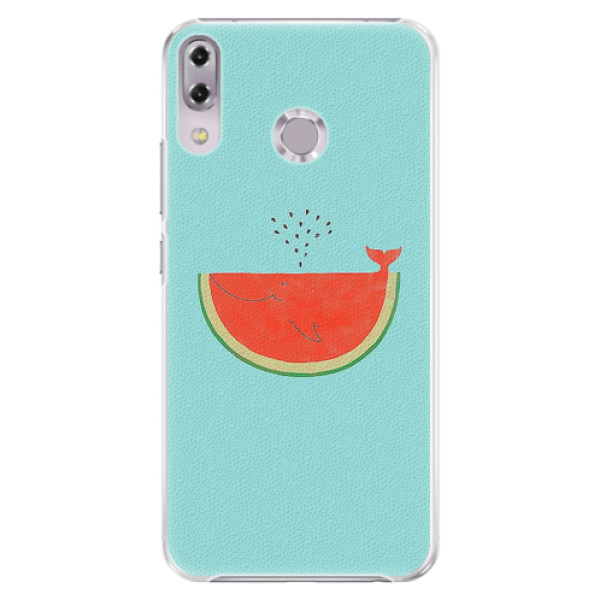 Plastové pouzdro iSaprio - Melon - Asus ZenFone 5Z ZS620KL