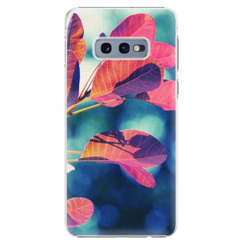 Plastový kryt iSaprio - Autumn 01 - Samsung Galaxy S10e