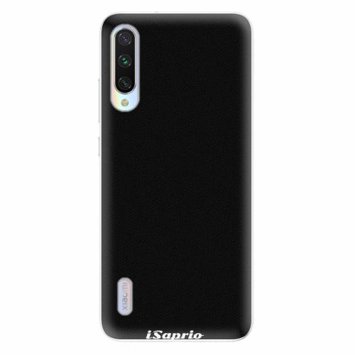 Silikonové pouzdro iSaprio - 4Pure - černý - Xiaomi Mi A3