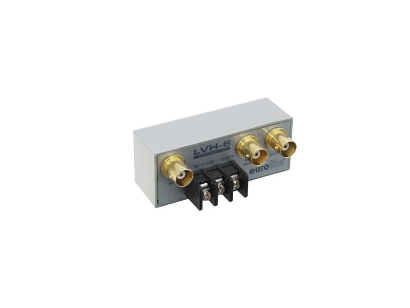 Eurolite LVH-6 automatický video přepínač