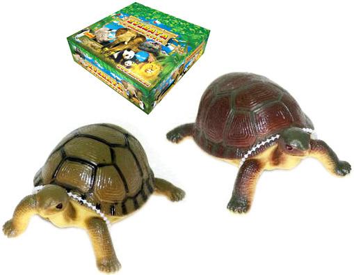 Želva 12 cm 2 druhy zvířátko PLAST