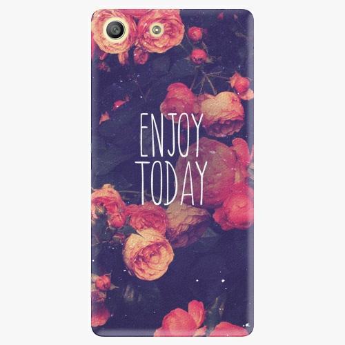 Plastový kryt iSaprio - Enjoy Today - Sony Xperia M5