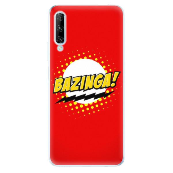 Odolné silikonové pouzdro iSaprio - Bazinga 01 - Huawei P Smart Pro