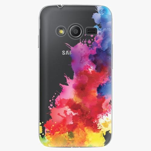 Plastový kryt iSaprio - Color Splash 01 - Samsung Galaxy Trend 2 Lite