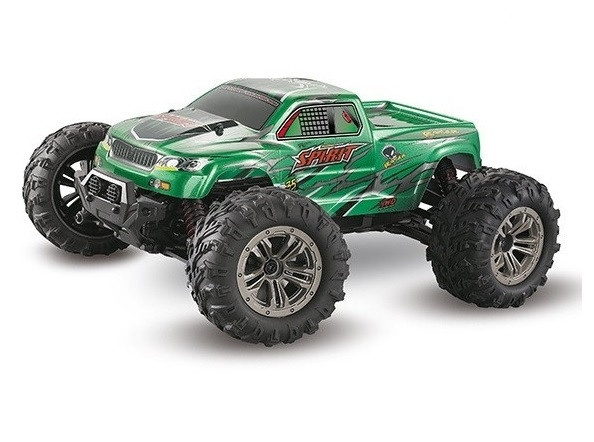 Spirit 4WD 1:16 2.4GHz RTR - zelený