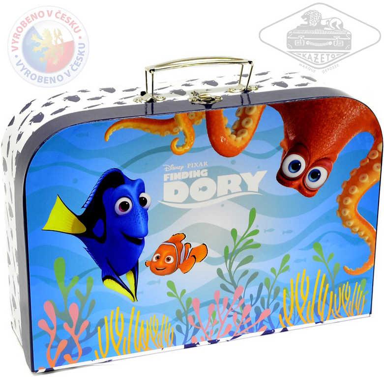 KAZETO Kufr dětský Hledá se Dory (Finding Dory) velký kufřík