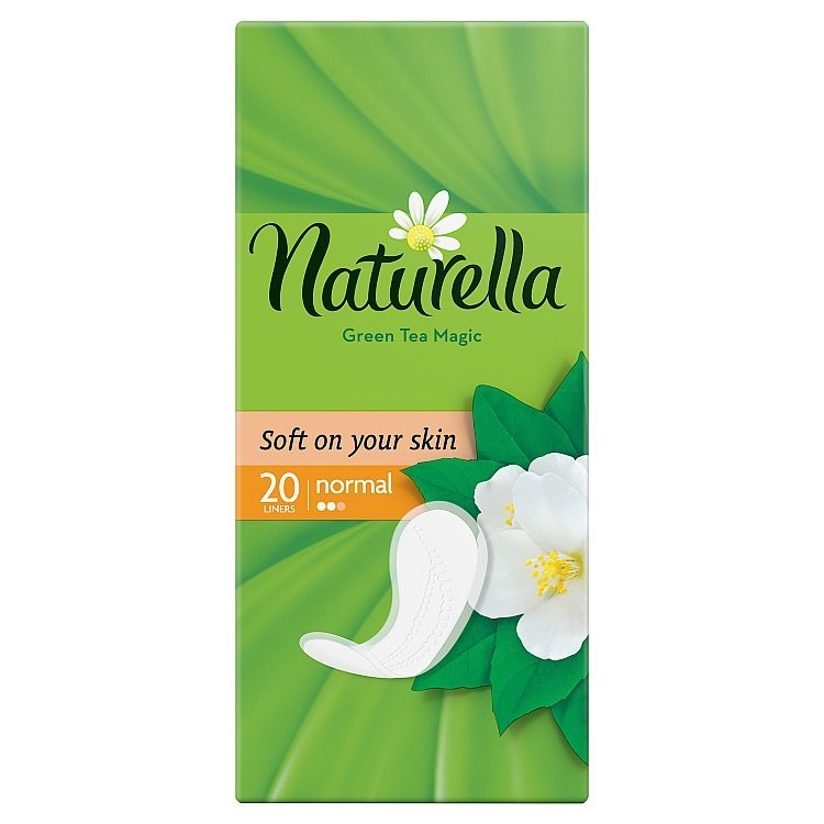 Green Tea Magic Normal daily intimky deo 20 ks/bal.