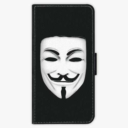 Flipové pouzdro iSaprio - Vendeta - iPhone 7