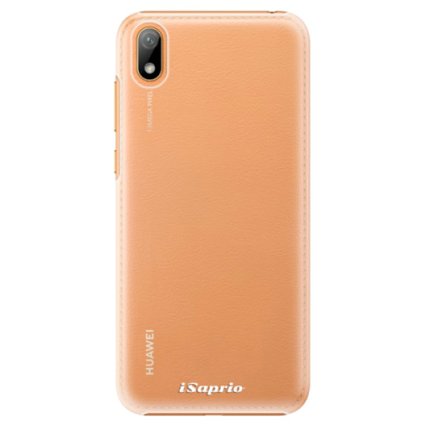 Plastové pouzdro iSaprio - 4Pure - mléčný bez potisku - Huawei Y5 2019