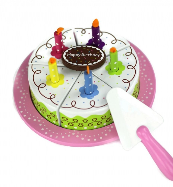 Lenin Dřevěný narozeninový dort na hraní