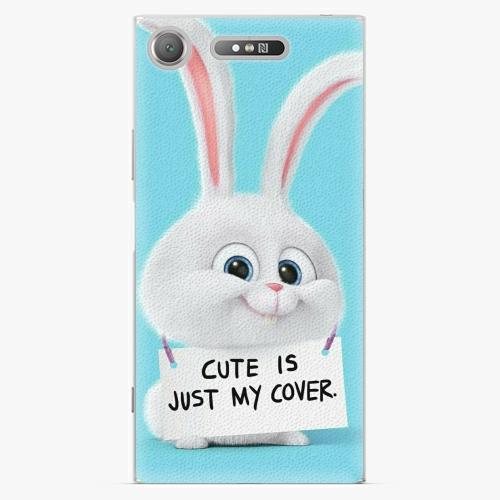 Plastový kryt iSaprio - My Cover - Sony Xperia XZ1