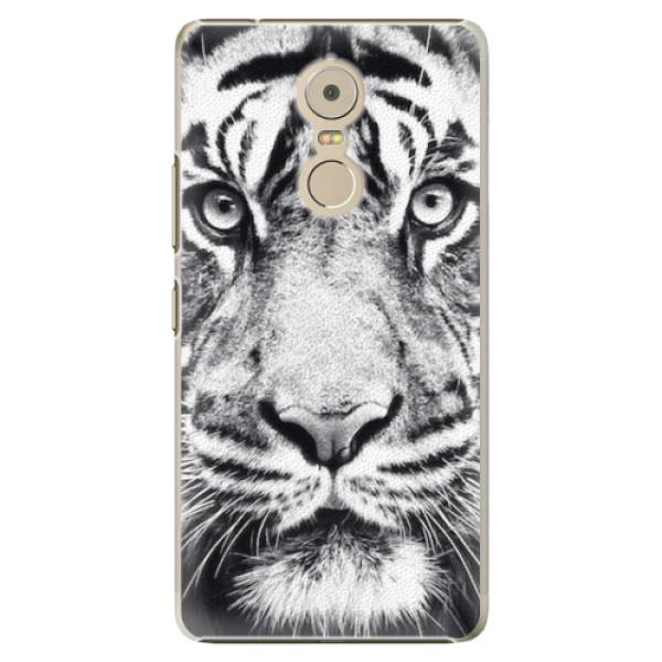 Plastové pouzdro iSaprio - Tiger Face - Lenovo K6 Note
