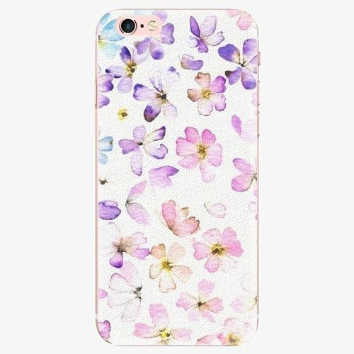 Plastový kryt iSaprio - Wildflowers - iPhone 7