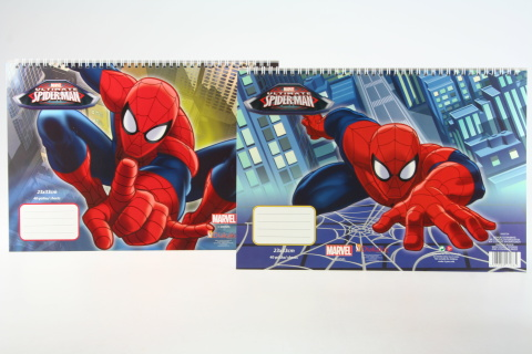 Blok Spiderman