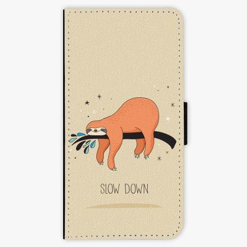 Flipové pouzdro iSaprio - Slow Down - iPhone 7 Plus
