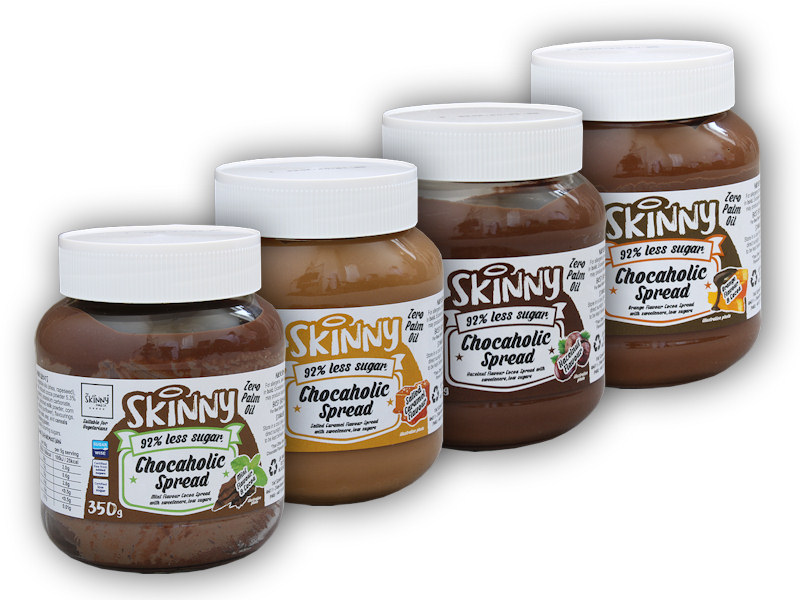 Skinny Chocaholic spread