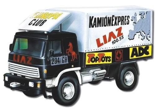 MONTI SYSTÉM 28 Auto Liaz KAMION EXPRESS stavebnice MS28 0103-28