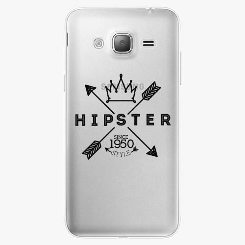 Plastový kryt iSaprio - Hipster Style 02 - Samsung Galaxy J3 2016
