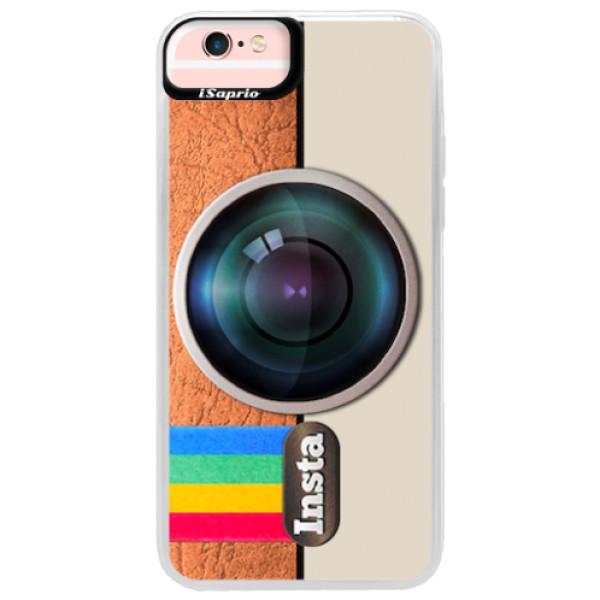 Neonové pouzdro Pink iSaprio - Insta - iPhone 6 Plus/6S Plus