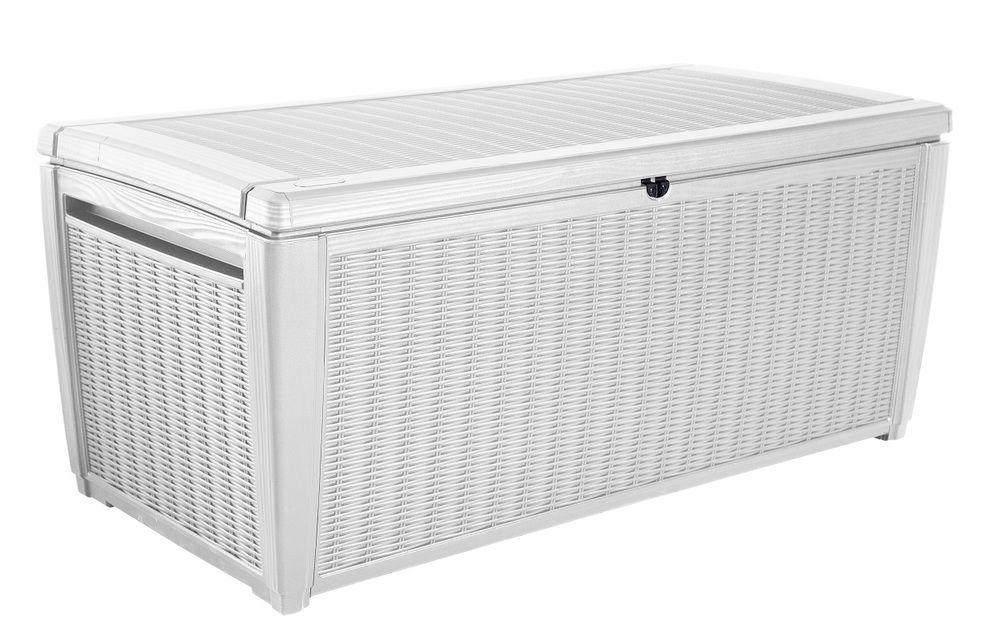 Úložný box POOL 511l - bílý