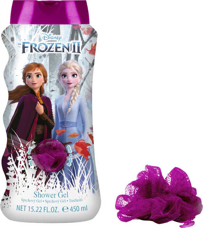 EP Line Set gel sprchový + žínka Frozen 2 (Ledové Království) dětská kosmetika