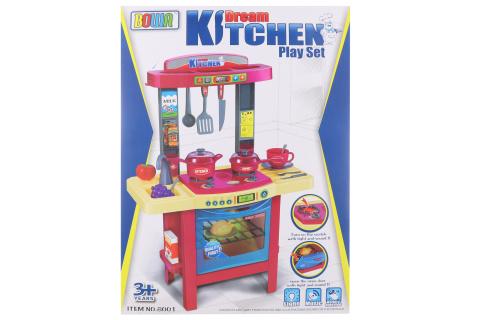 Kuchyňka velká elektrická