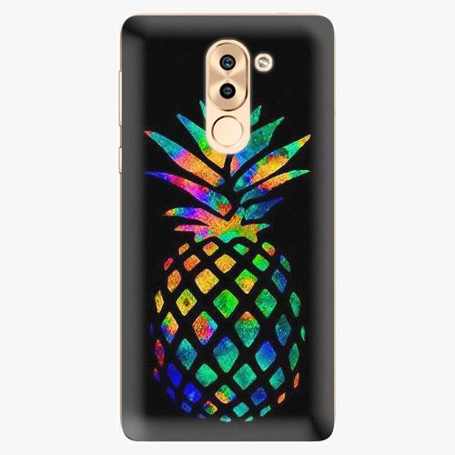 Plastový kryt iSaprio - Rainbow Pineapple - Huawei Honor 6X